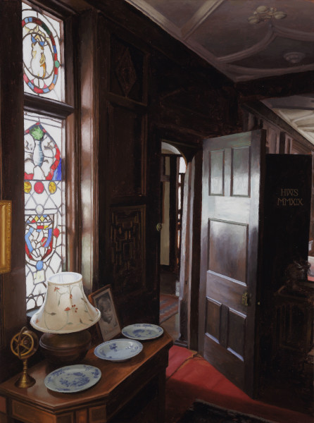 Harry Steen, Rainthorpe - Door to Wing