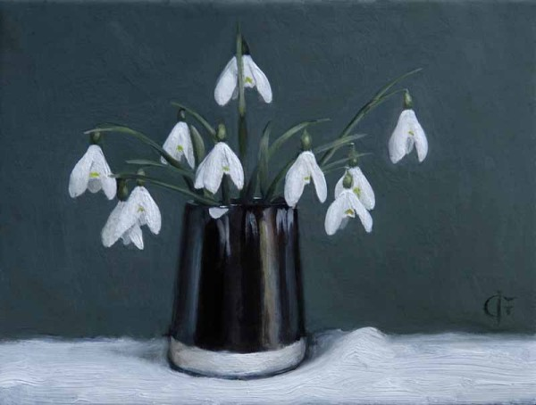 James Gillick, Ten Snowdrops