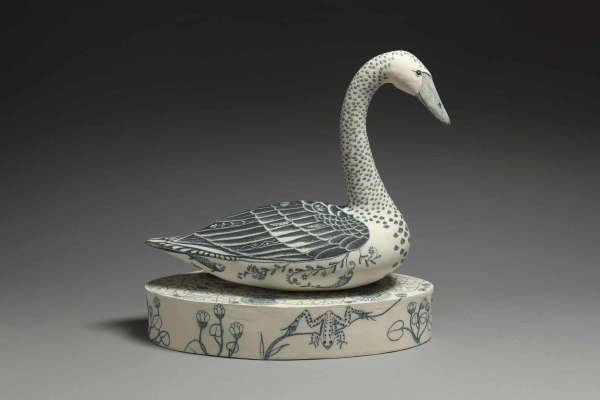 Georgina Warne, Swan