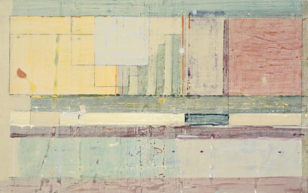 Jasper Galloway, Study - Lemon and Green