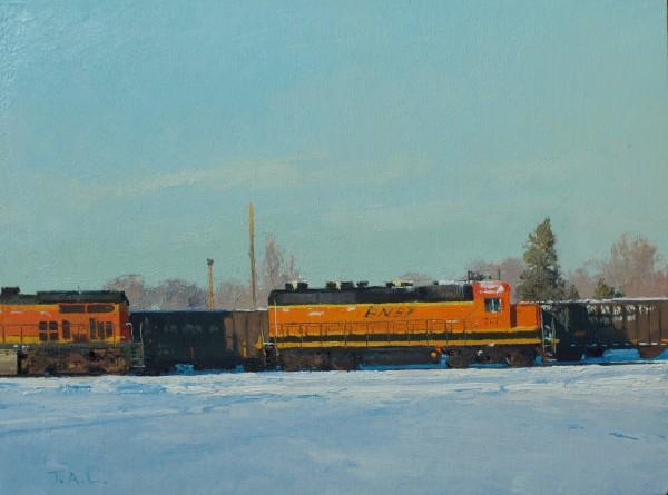 T. Allen Lawson, Engine #2675