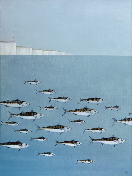 Rebecca Campbell, A Shoal of Mackerel