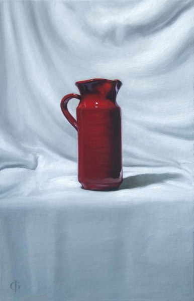 James Gillick, The Red Jug