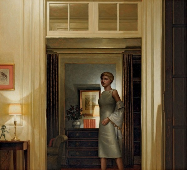 Harry Steen, Through Hallway