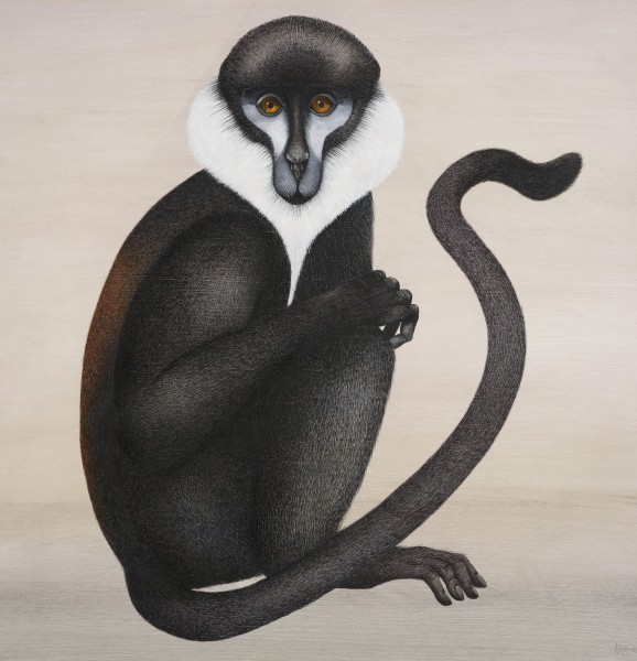 Harriet Bane, L'Hoest's Monkey