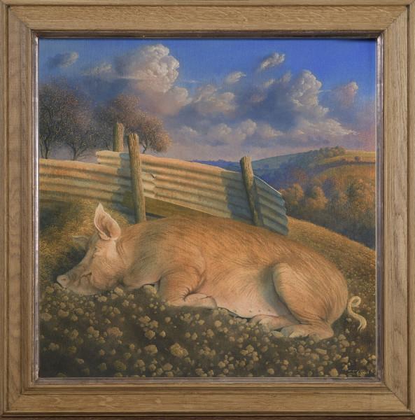 James Lynch, Tamworth Sow