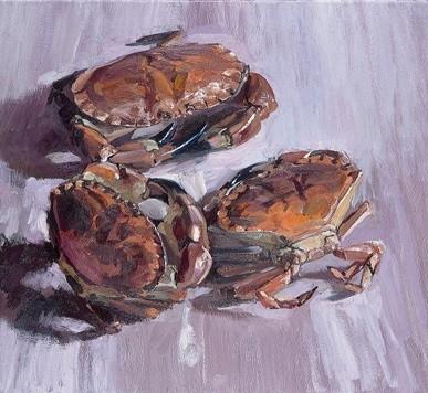 Ben Henriques, Three Crabs