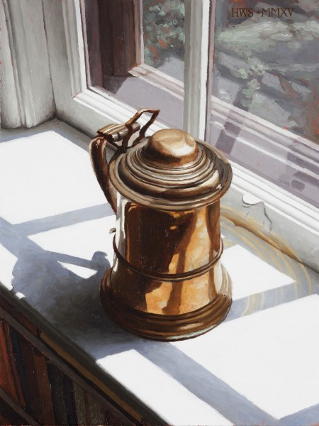 Harry Steen, Copper Tankard