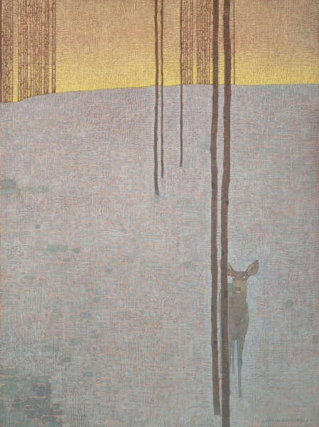 David Grossmann, Midwinter Evening