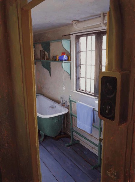 Harry Steen, Rainthorpe - Bathroom