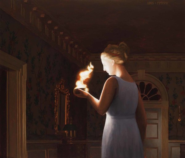 Harry Steen, Hestia