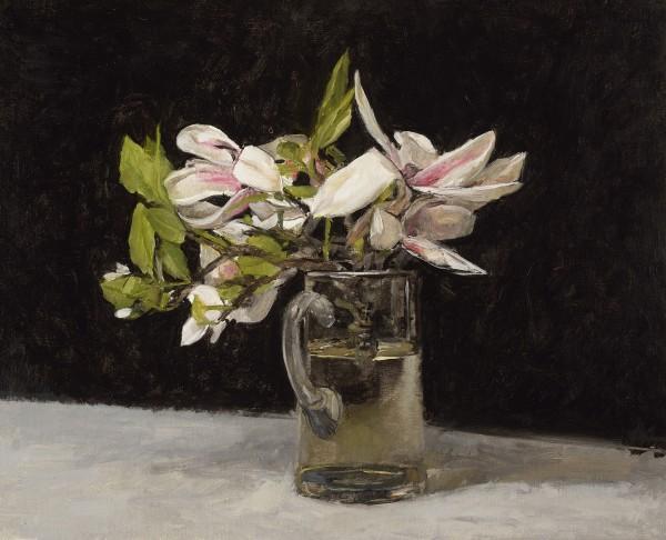 Ben Henriques, Magnolia in a Glass Jug