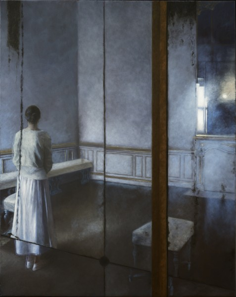 Geneviève Daël, Dans le Miroir