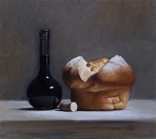 James Gillick, Bread and Balsamic vinegar