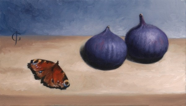 James Gillick, Figs and Butterfly