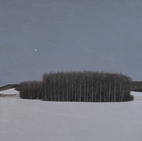 Tom Mabon, January Moon