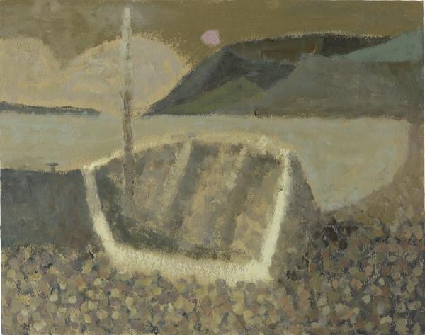 Nicholas Turner, Boat at Sennen