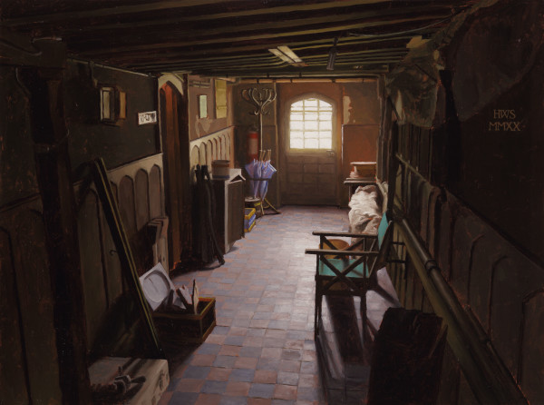 Harry Steen, Rainthorpe - Cellar