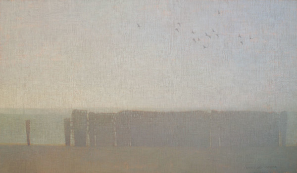David Grossmann, Grey Morning Flight