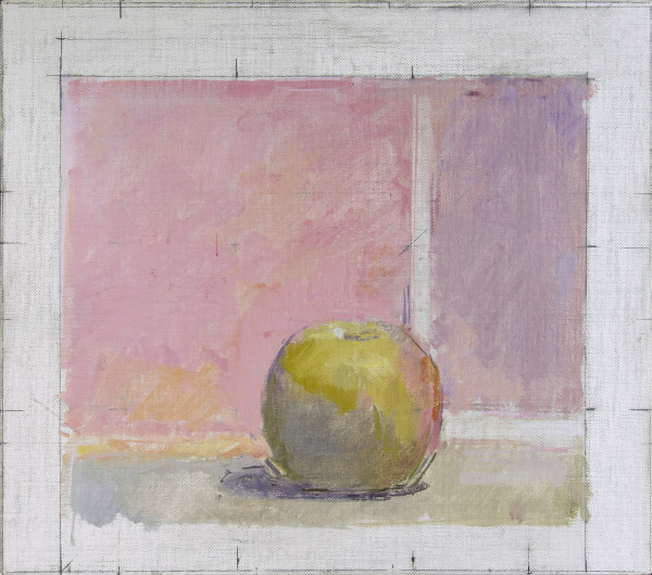 Ben Henriques, Apple on Pink