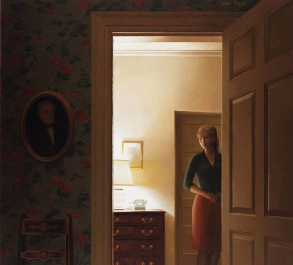 Harry Steen, Through Doorway
