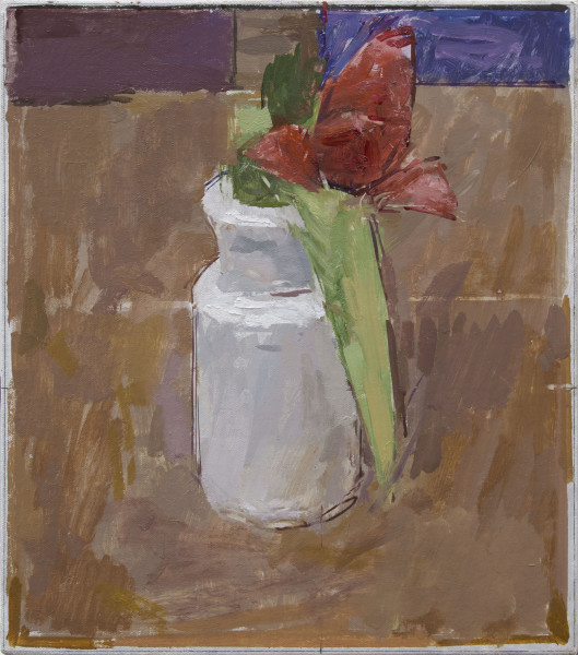 Ben Henriques, Tulip in a White Jar