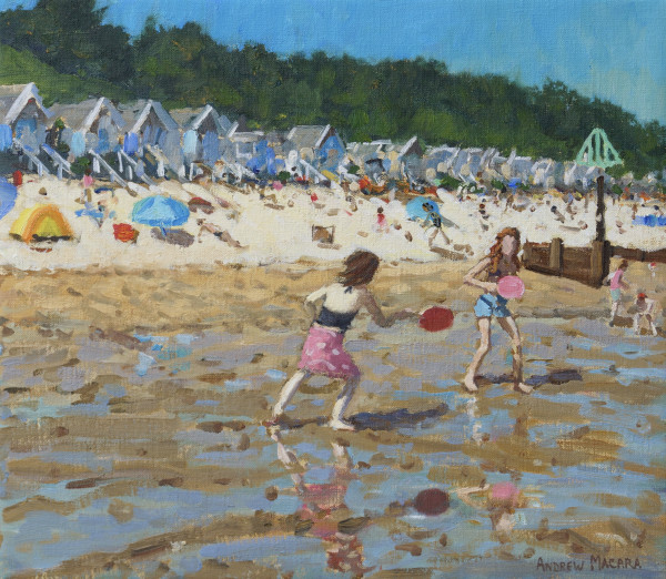 Andrew Macara, Bat and ball, Wells-next-the-sea