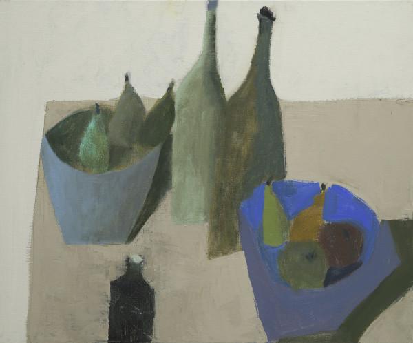 Nicholas Turner, Blue Bowl