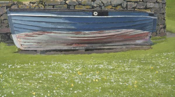 Ben Henriques, Blue Boat