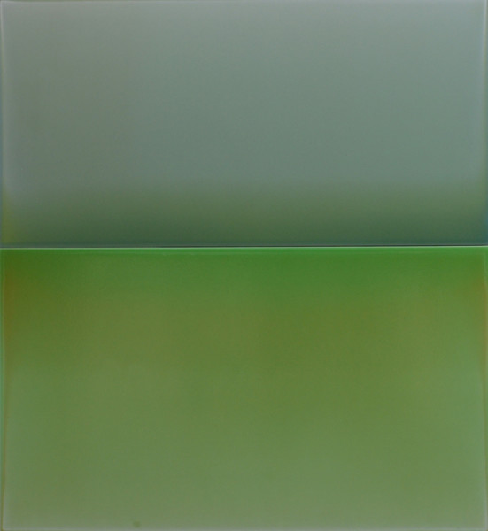 Susan English, New Green, 2016