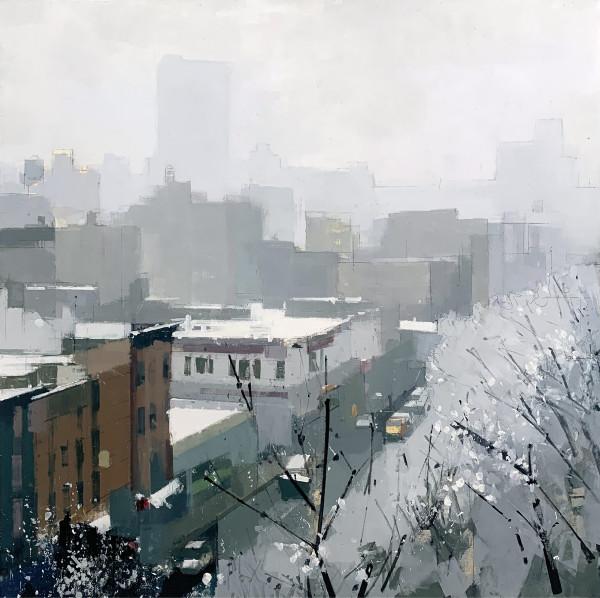 Lisa Breslow, Snowlight, 2019