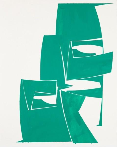 Joanne Freeman, Covers 30 Green, 2015