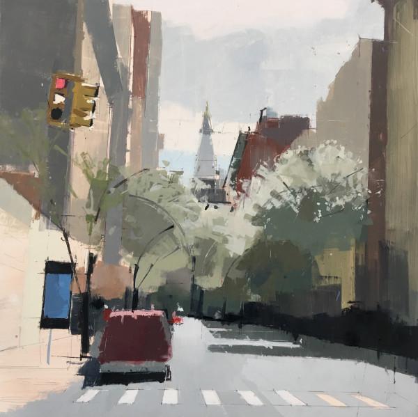 Lisa Breslow, Eastern Exposure, 2018