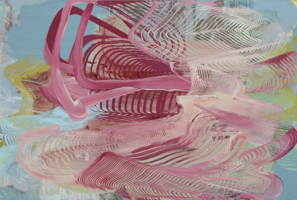 Lorene Anderson, Waveform, 2017
