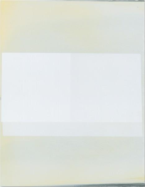 Jeffrey Cortland Jones  Underpass (You'll Dance to Anything), 2016  enamel on acrylic panel  14 x 11 in.