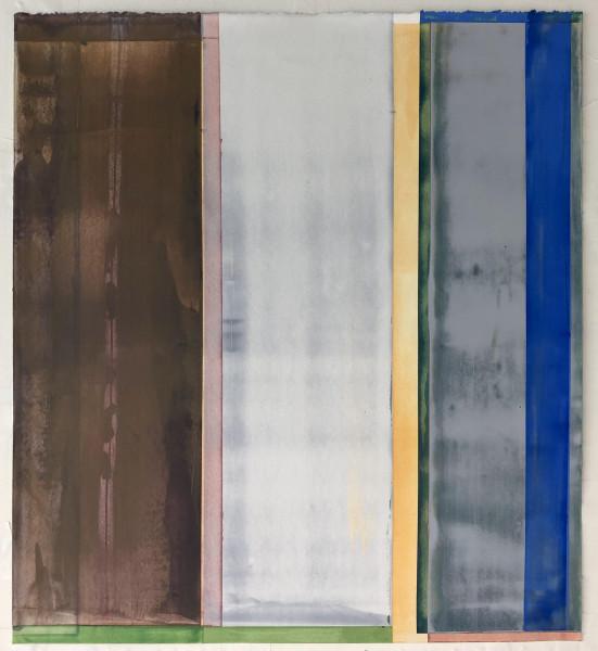 Susan English, Yellow L, 2018