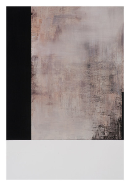 Tamar Zinn, At the still point 53, 2017