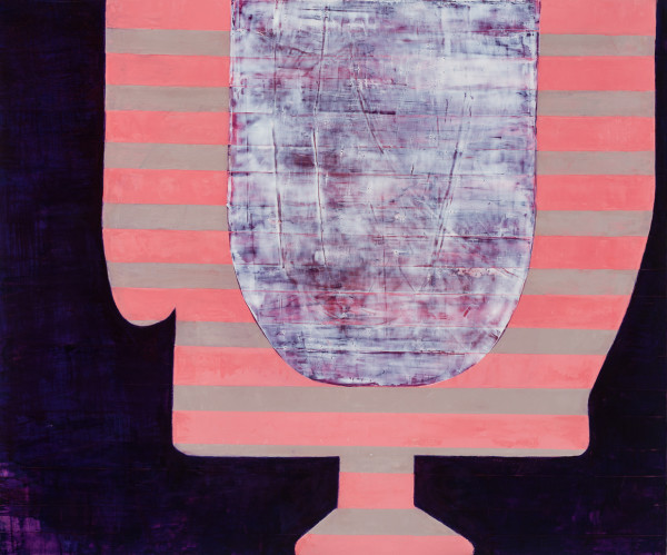 Fran Shalom Ruminator , 2016 oil on panel 30 x 36 in.