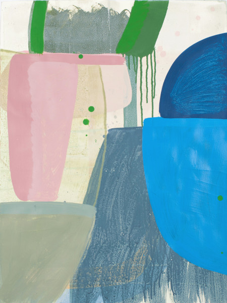 Ky Anderson, Pale Landscape #16, 2017