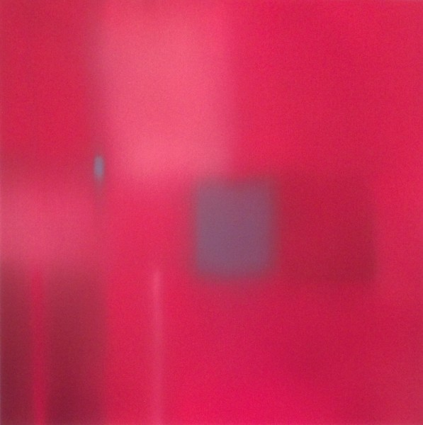 Julian Jackson, States of Red 6, 2013
