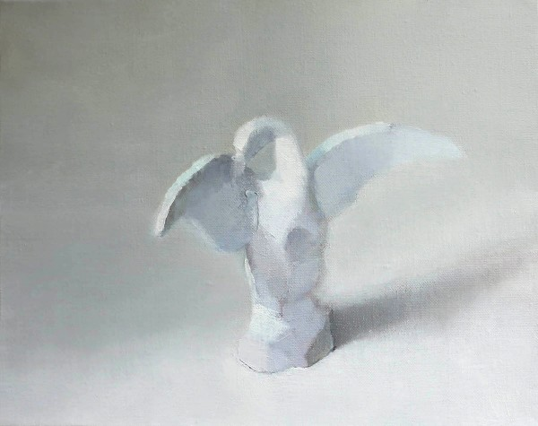 Stephanie London, The Swan, 2014