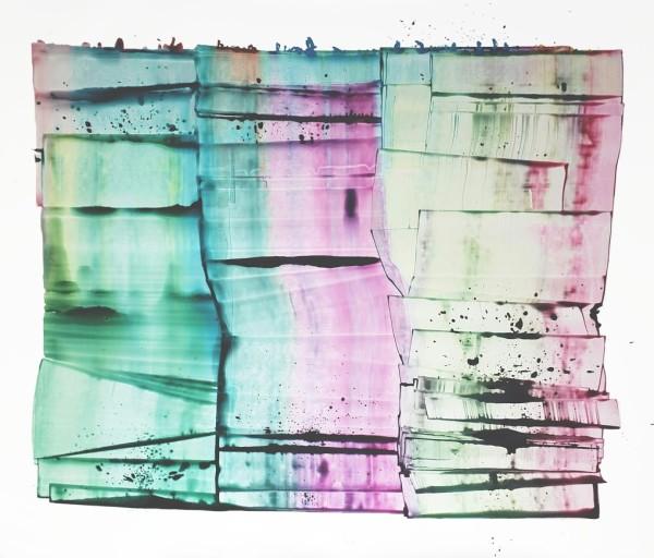 Sarah Irvin, Impression, 2019