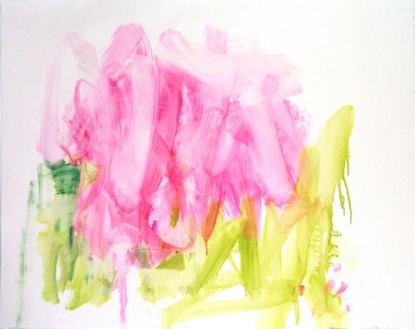 Painted Haikus 11, 2010-11