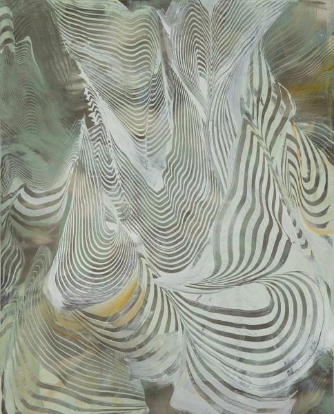 Lorene Anderson, Stratification, 2017