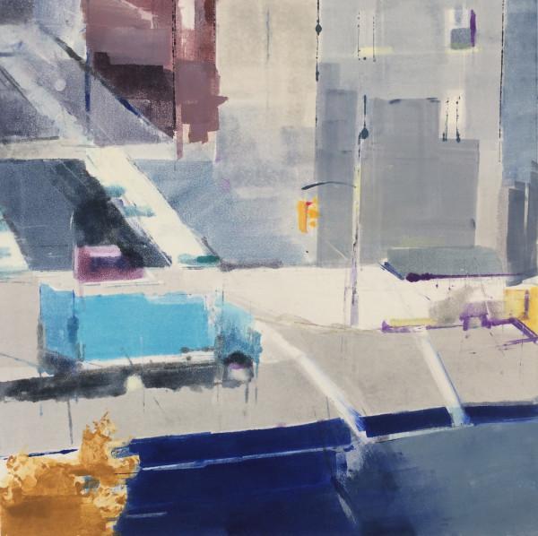 Lisa Breslow, Blue Truck 4, 2016