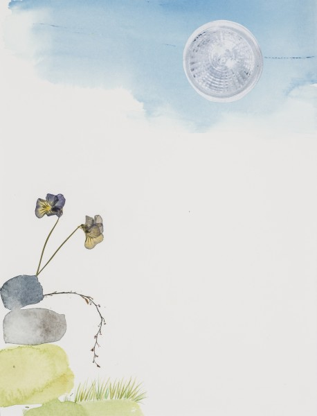 Marilla Palmer, Tipping Stones, 2016