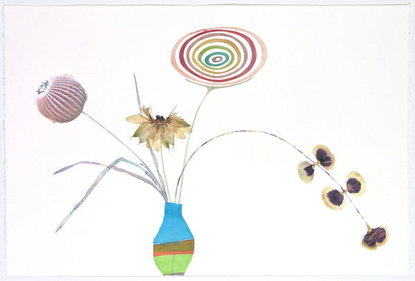 Marilla Palmer, The Hypnotic Bouquet, 2018