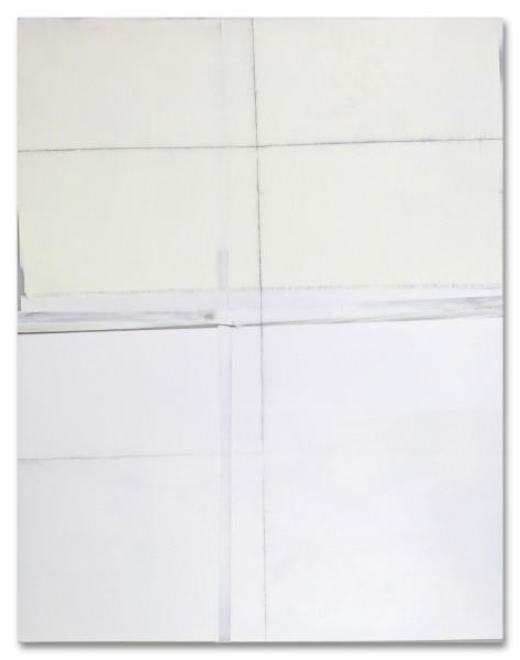 Jeffrey Cortland Jones  Tides, 2013  enamel, gesso, latex, and graphite on acrylic panel  14 x 11 in.