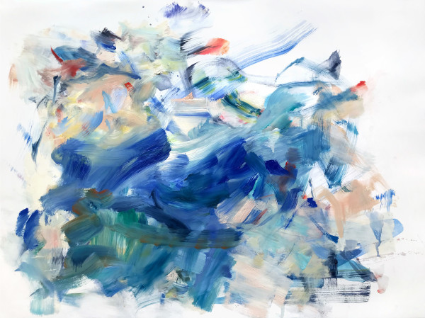 Yolanda Sanchez, Sea Changes 4, 2019