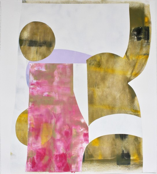 Marcelyn McNeil, Stacker no.5, 2019